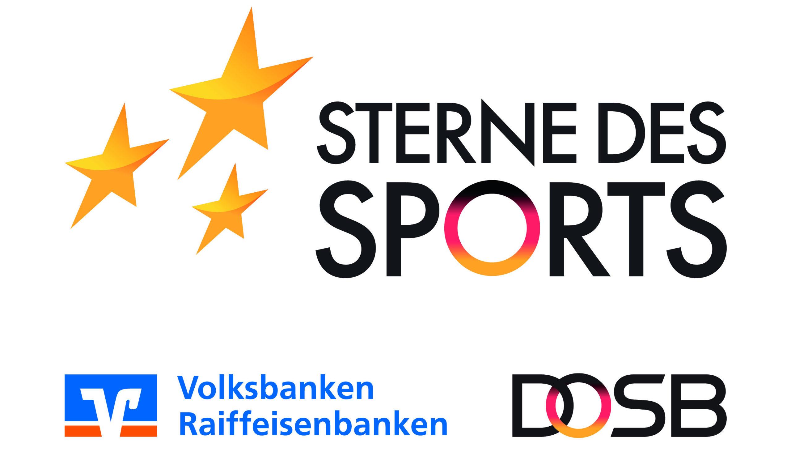 """Bewerbungsstart für """"Sterne des Sports"""" 2021 am 1. April"""
