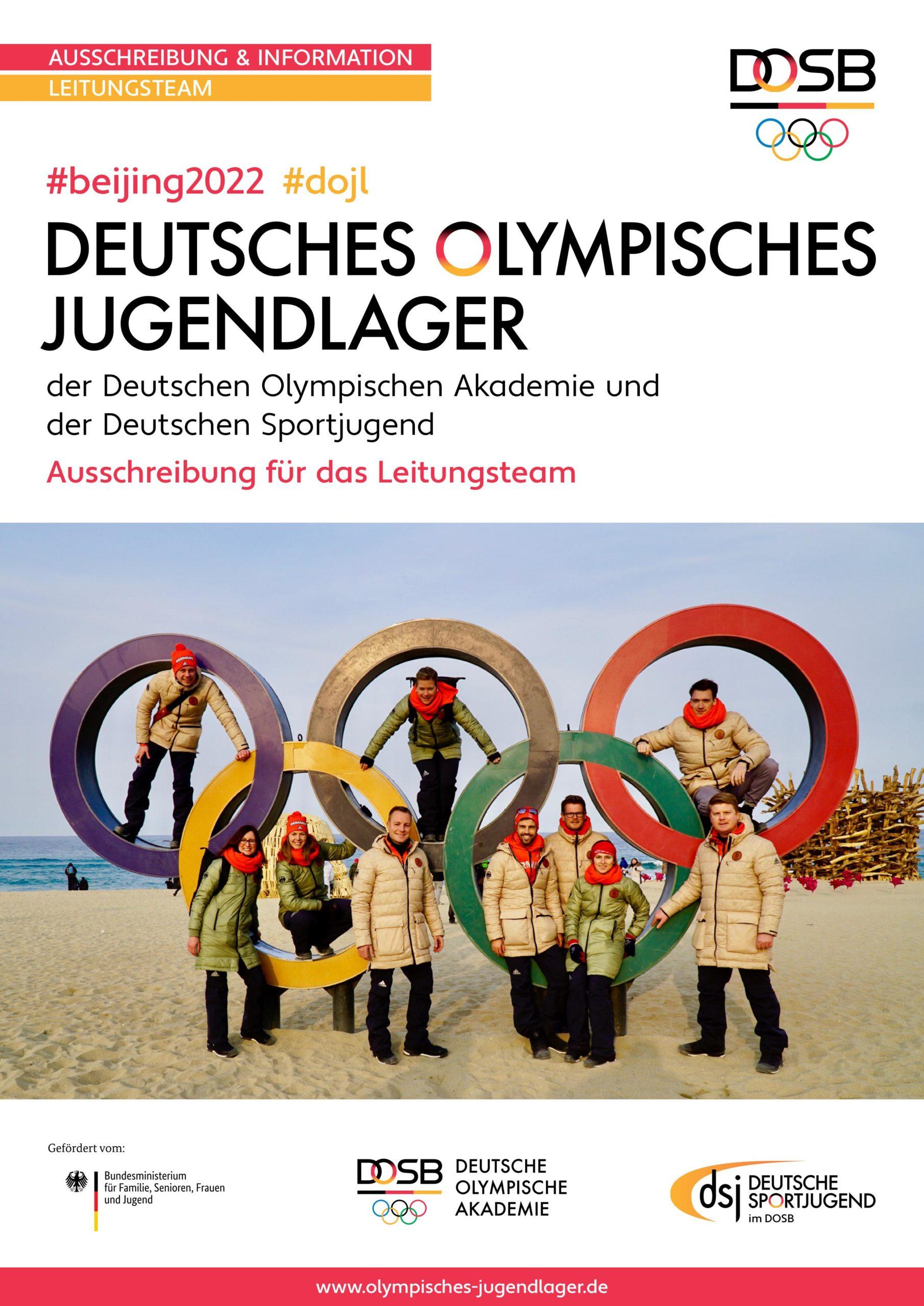 Olympischen Spiele im chinesischen Peking 2022  erleben! Sei dabei!